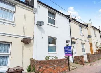 Thumbnail 2 bedroom terraced house for sale in Dewe Road, Brighton, East Sussex
