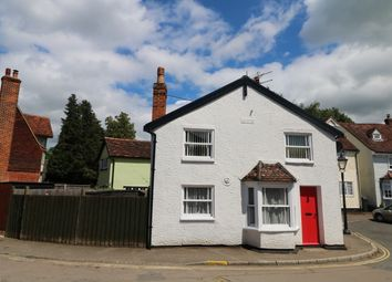 Thumbnail 2 bed cottage for sale in Orange Street, Thaxted, Dunmow