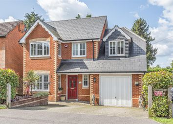 Thumbnail 4 bedroom detached house for sale in Pinewood Avenue, Crowthorne, Berkshire