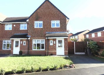 Thumbnail 3 bed end terrace house for sale in Meadowbarn Close, Kirkby, Liverpool