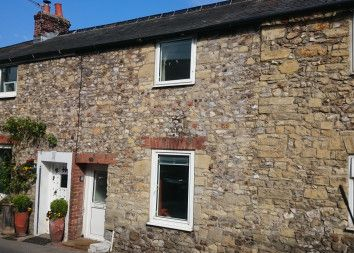 Thumbnail 2 bed terraced house to rent in Musbury Road, Axminster