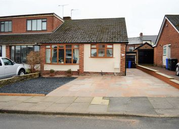 Thumbnail 2 bedroom semi-detached bungalow for sale in Newport Road, Denton, Manchester