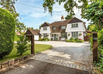 Thumbnail 5 bed detached house to rent in Lower Road, Bookham, Surrey