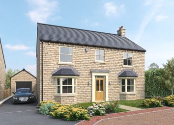 Thumbnail 4 bed detached house for sale in Colders Lane, Meltham, Holmfirth