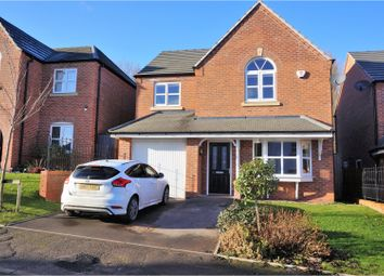 Thumbnail 4 bed detached house for sale in Bhullar Way, Oldbury