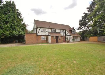 Thumbnail 5 bedroom detached house for sale in Fir Tree Avenue, Stoke Poges, Slough