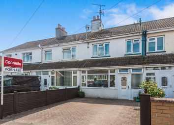 Thumbnail 3 bed terraced house for sale in Pyrland Avenue, Taunton
