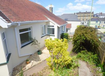 Thumbnail 3 bed detached bungalow to rent in Perinville Road, Torquay