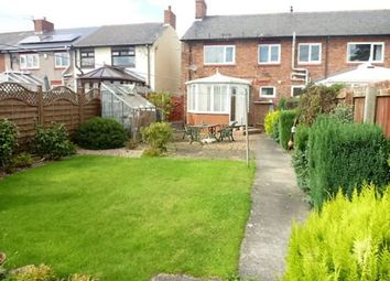 Thumbnail 3 bed end terrace house for sale in Bristol Street, New Hartley, Whitley Bay