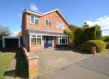 Thumbnail 4 bed detached house for sale in Raven Drive, Barton Seagrave, Kettering
