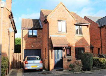 Thumbnail 3 bedroom link-detached house for sale in Nuneham Grove, Westcroft, Milton Keynes