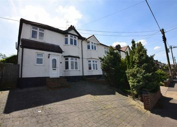 Thumbnail 4 bed semi-detached house for sale in St James Avenue West, Stanford Le Hope, Essex