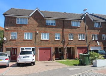 Thumbnail 1 bedroom town house to rent in St. George Close, London