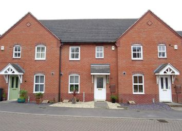 Thumbnail 3 bed town house for sale in Flannagan Way, Coalville, Leicestershire