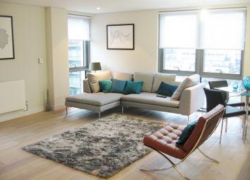 Thumbnail 2 bed flat to rent in Merchant Square, Harbert Road, Paddington