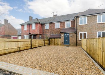 4 bed terraced house for sale in Charlock Way, Burpham, Guildford GU1
