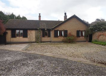 Thumbnail 3 bedroom detached bungalow for sale in South Newbald, York