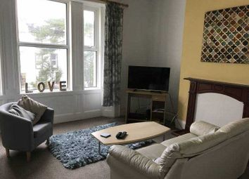 3 bed flat to rent in Alton Place, North Hill, Mutley, Plymouth PL4