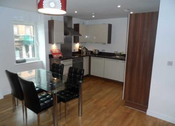Thumbnail 1 bed flat to rent in Quayside, Bute Crescent, Cardiff