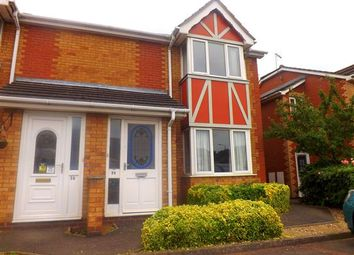 Thumbnail 2 bedroom flat for sale in Chapel Close, Clowne, Chesterfield