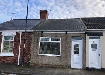 Thumbnail 1 bed terraced bungalow to rent in Dorset Street, Easington Lane