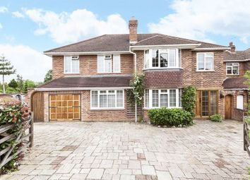 Thumbnail 5 bed detached house for sale in Mount Pleasant, Cockfosters, Barnet