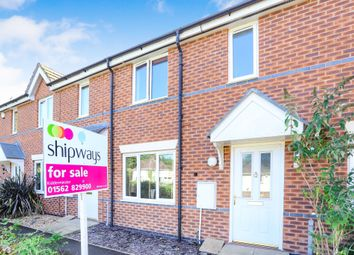 Thumbnail 2 bed terraced house for sale in College Walk, Kidderminster