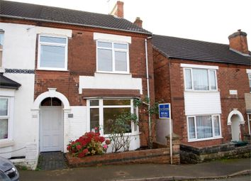 Thumbnail 3 bed semi-detached house for sale in Lansdowne Road, Swadlincote, Derbyshire