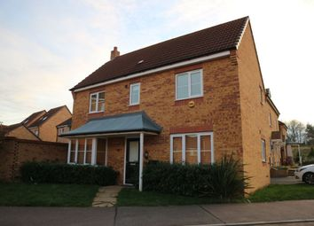 Thumbnail 3 bed detached house for sale in Stackyard Close, Thorpe Astley