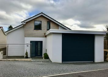 Thumbnail 3 bed detached house for sale in Manor Hill, Miskin, Pontyclun
