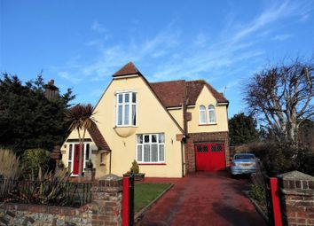 Thumbnail 3 bed detached house for sale in Offington Avenue, Broadwater, Worthing