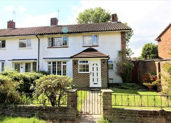 Thumbnail 4 bed end terrace house for sale in Plover Close, Crawley, West Sussex.