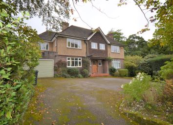 Thumbnail 5 bed detached house for sale in Ashcombe Avenue, Surbiton