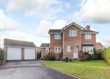 Thumbnail 4 bed detached house for sale in Rothsbury Drive, Chandler's Ford, Eastleigh