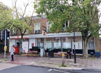 Thumbnail Retail premises for sale in 54 High Street, Lymington