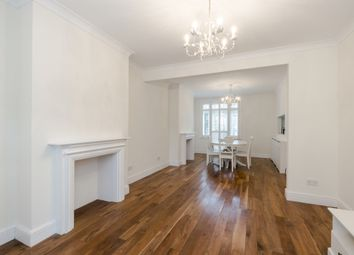 Thumbnail 3 bed terraced house to rent in Dalgarno Gardens, London