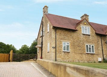 Thumbnail 3 bed semi-detached house for sale in Grove Road, Bladon, Woodstock, Oxfordshire