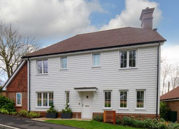 4 bed detached house for sale in Barleycroft, Church Street, Rudgwick RH12