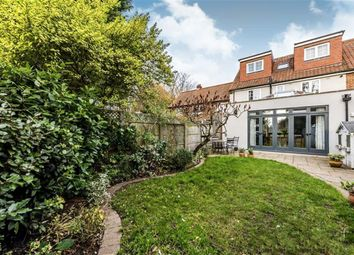 Thumbnail 5 bed terraced house for sale in Mereway Road, Twickenham