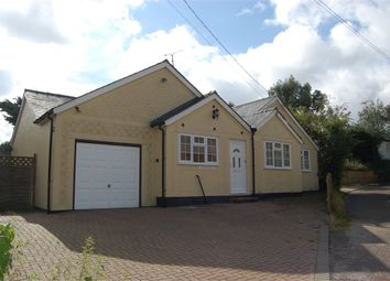 Thumbnail 2 bed detached bungalow to rent in Whitehorse Lane, Newport, Saffron Walden