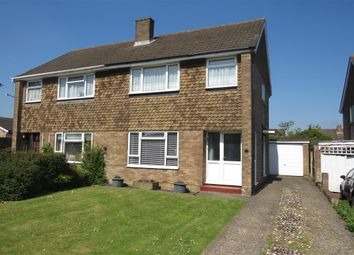 Thumbnail 3 bed semi-detached house for sale in Oldhill, Dunstable