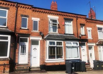 2 bed terraced house for sale in Kitchener Road, Selly Park, Birmingham, West Midlands B29