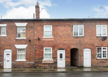 Thumbnail 2 bed terraced house for sale in Park Street, Northwich, Cheshire