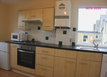 Thumbnail 1 bed flat to rent in Champion Crescent, London