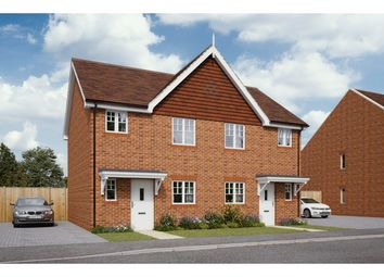 Thumbnail 2 bedroom semi-detached house for sale in Plots 8 & 9 Medstead Grange, Nelson Drive, Medstead, Alton, Surrey