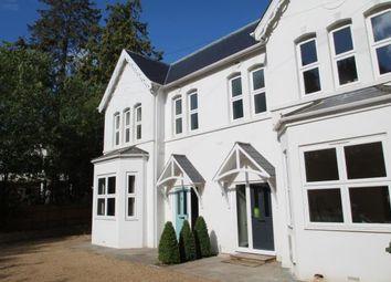 Thumbnail 3 bed end terrace house for sale in Hillside Court, Cranbrook Road, Hawkhurst, Cranbrook