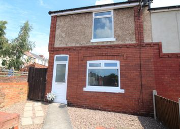 Thumbnail 3 bed end terrace house for sale in Park Road, Askern, Doncaster