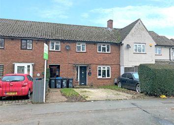 Thumbnail 3 bedroom terraced house for sale in Fairchildes Avenue, New Addington, Croydon