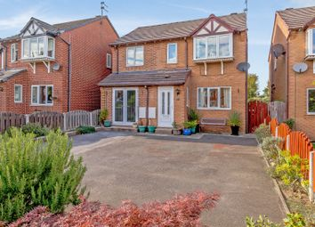 Thumbnail 4 bed detached house for sale in Pavillion Close, Doncaster