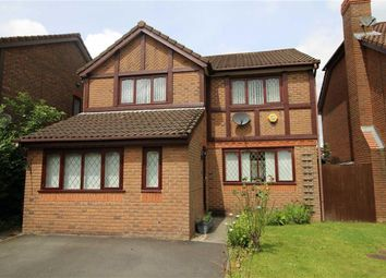 Thumbnail 4 bedroom detached house to rent in Heatherway, Fulwood, Preston